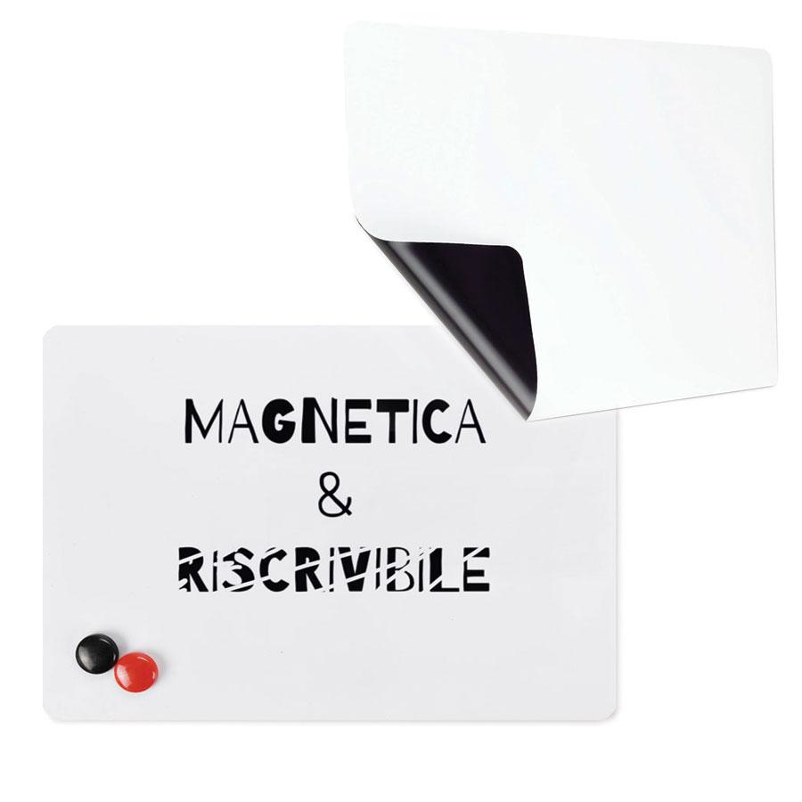 Lavagne Magnetica plus: per scrivere e non solo