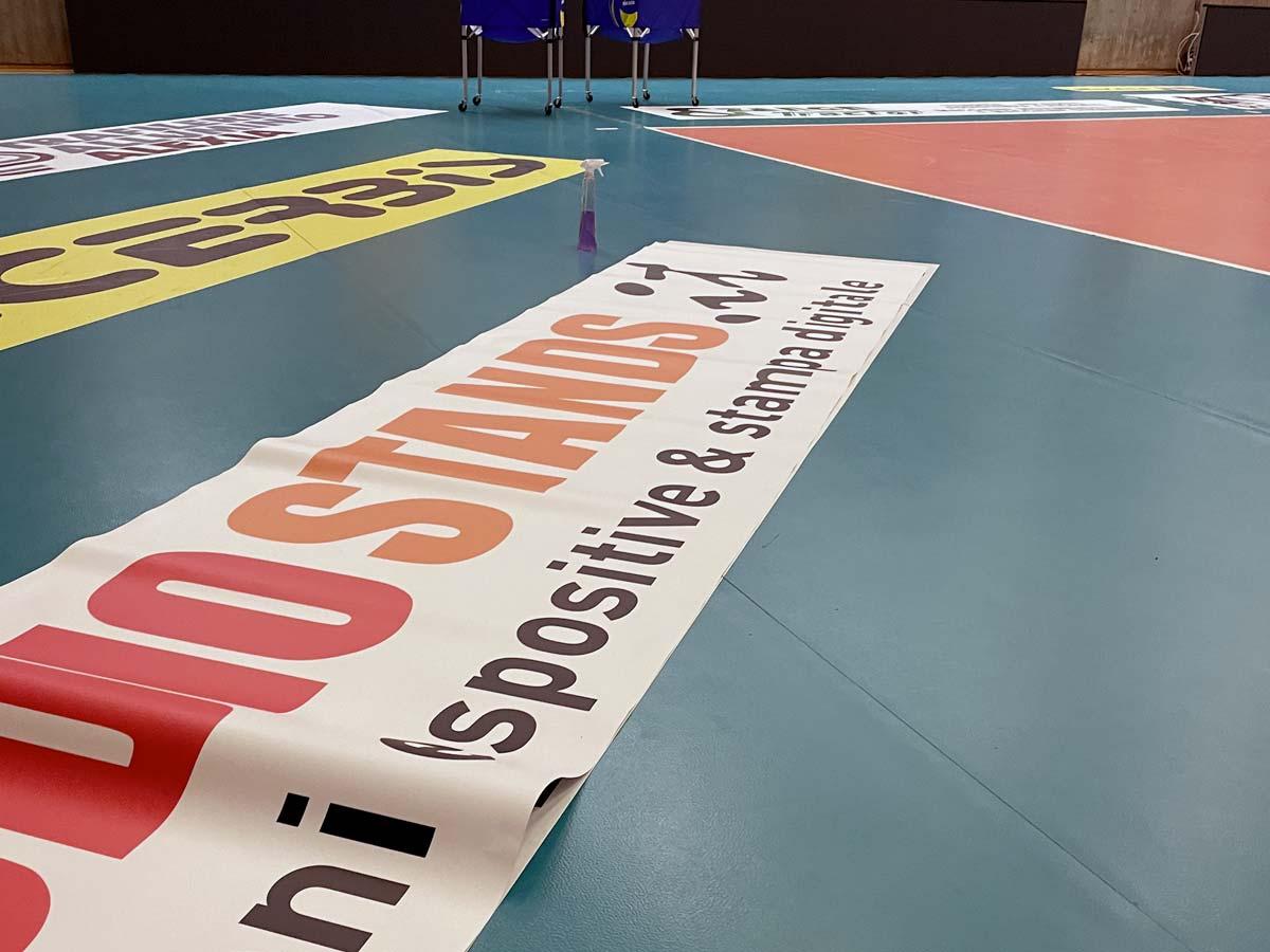 stampa grande formato floor