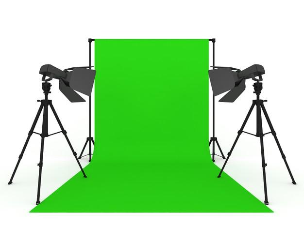 backdrop green screen