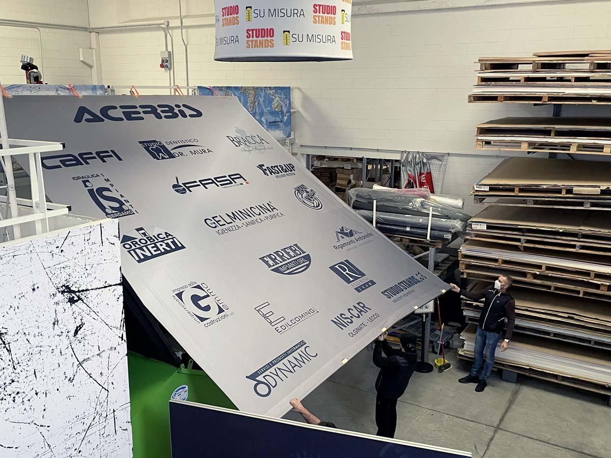 stampa tessuto controllo qualità