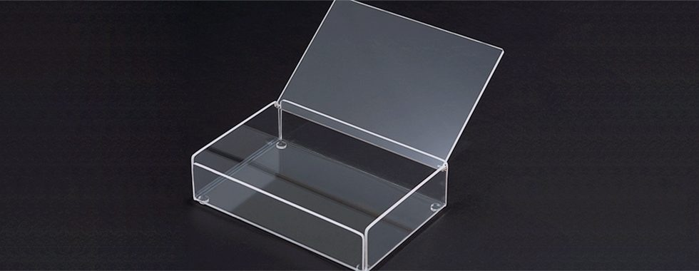 Teche box e urne in plexiglass